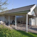 Nytt garage och carport