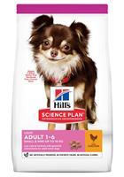Hills Hund Adult Light Small&Mini Chicken 1,5kg