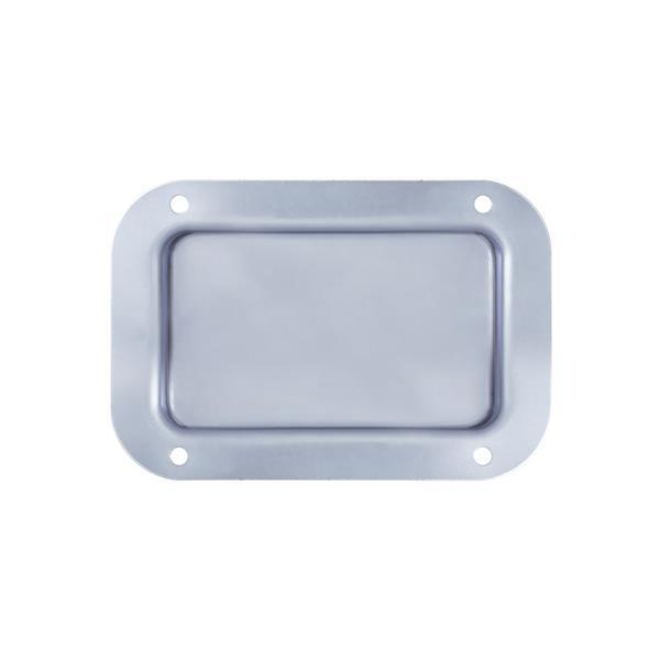 Hel dish zink, 130x89mm