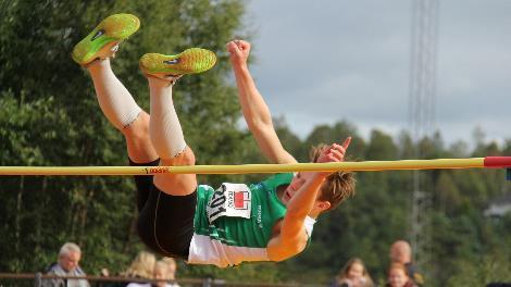 """Warholm i avstemningen om europeisk friidretts """"Rising star"""""""