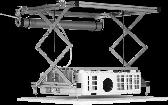 SCREENINT SI-H L 40 HC projektorihissi