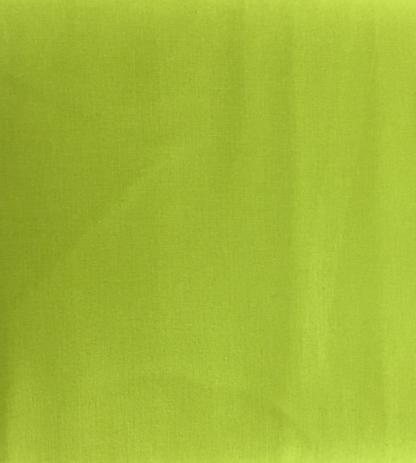 Perlebomull, limegrønn 053