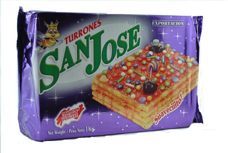 Turron San Jose, 500g