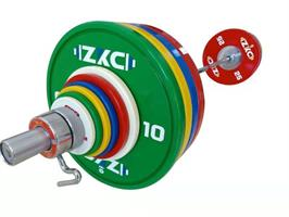 ZKC -2 185kg Dame vektløfting konkurranse