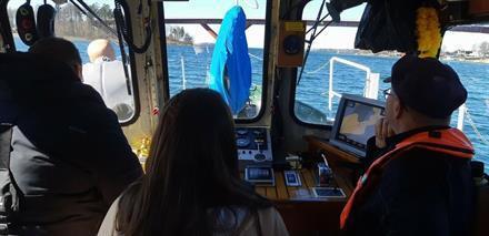 Båtpraktik Dager