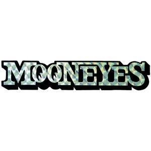 Mooneyes prisma dekal
