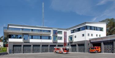 Brandstation, Nyköping