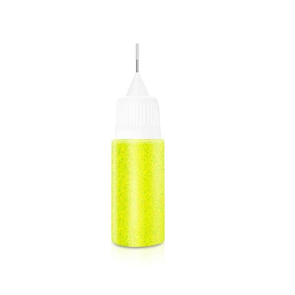 KN- Glitter Bottle # 5 Yellow