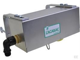 Universalflottör Lacabac 15l/min