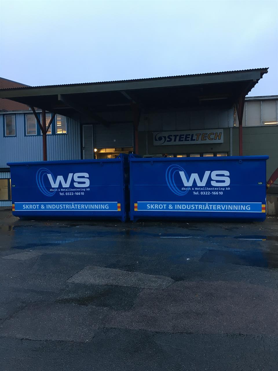 WS Container