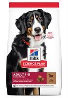 Hills Hund Adult Large Breed Lamb&Rice 14kg