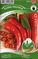 Chilipeppar, Cayenne Long Slim