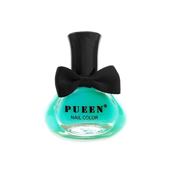 PUEEN- Intense Nail Polish 12ml #813 Mermaid Green