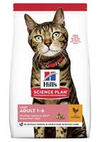 Hills Katt Adult Light Chicken 1,5kg