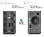 Akitio TB3 RAID for 2 x HD/SSD m/ HUB