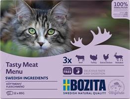 Pouch Multibox köttmeny i sås