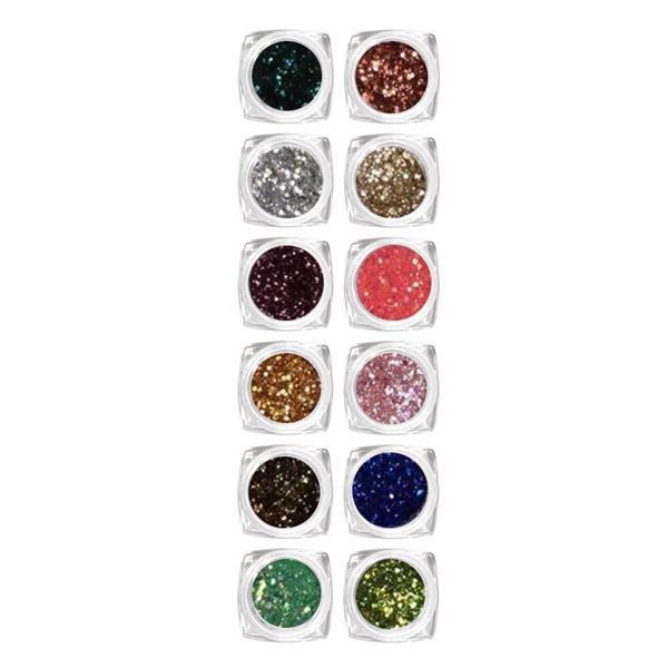 DM- Glitter Nail Powder
