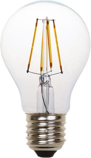 E27 6W LED-POLTTIMO