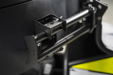 Adjustable monitors