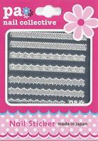DL- Sticker Lace white