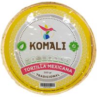 Tortillas de Maiz Komali 500g