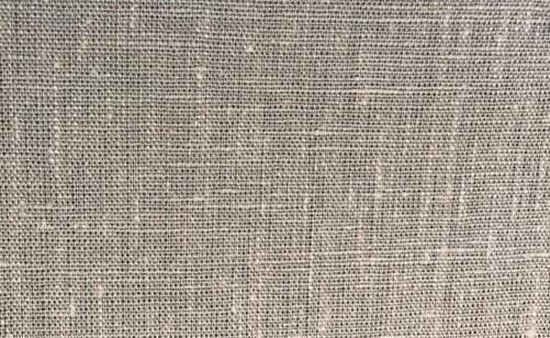 Farget lin, lys grå