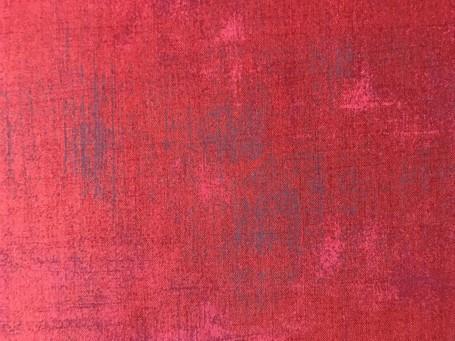 Rød m/  lysere innslag
