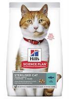 Hills Katt Sterilised Young Adult Tonfisk 10kg
