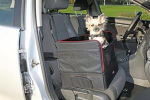 Bilsits för småhundar nylon 45*39*38,5cm