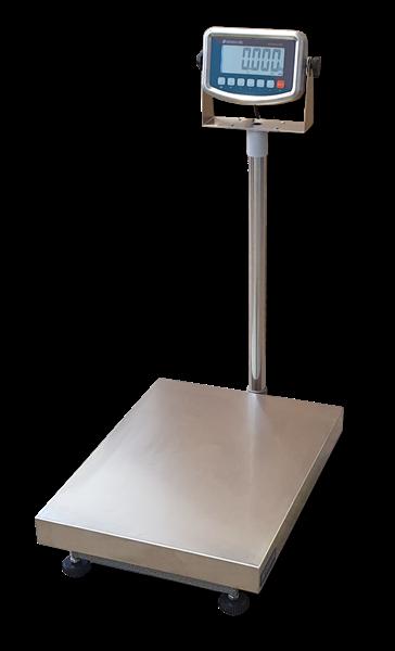Bänkvåg Mod.B 450x600mm 30kg inkl. HL318