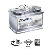 VARTA AGM Batteri Start-Stop system E39 12V 70AH
