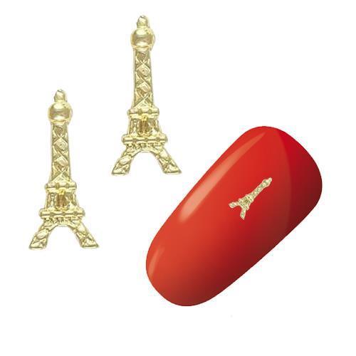 KN- JEWELRY EiffelTower GOLD