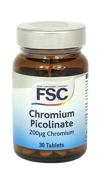 FSC Krom 30 tabl