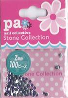 DL- Stone purple 2mm