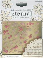 DL- Sticker Flower pink