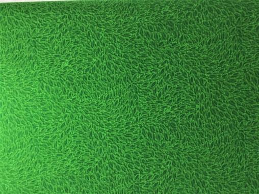 Grønn m/ blader