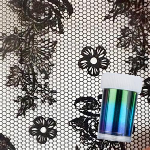 DM- Folie #91 Black Lace