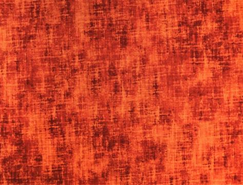 Orange m/ hvitt