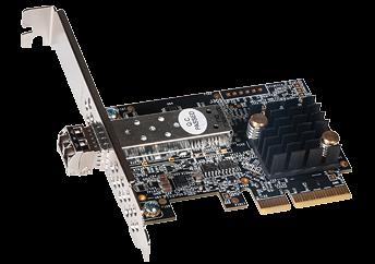 Sonnet 10G Ethernet m/ SFP+ adapter