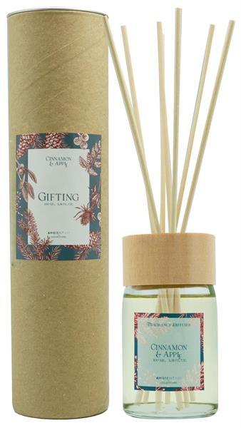 Diffuser Gifting Cinnamon & Apple 100ml