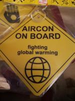 Aircon on board