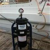 Filtrering av diesel. Med evt antibacterial-behandling