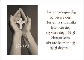 BV-Kort: Herrens velsignelse