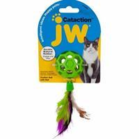 JW Cataction Fjäderboll m bjällra