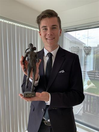 Årets navn i norsk friidrett 2018 - Jakob Ingebrigtsen.