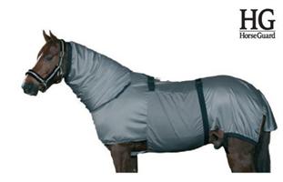 Täcke Eksem HorseGuard Grå 95cm