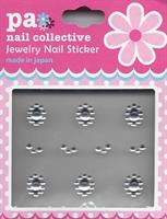 DL- Sticker Jewel silver