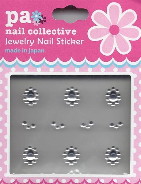 DL- Sticker Jewel silver