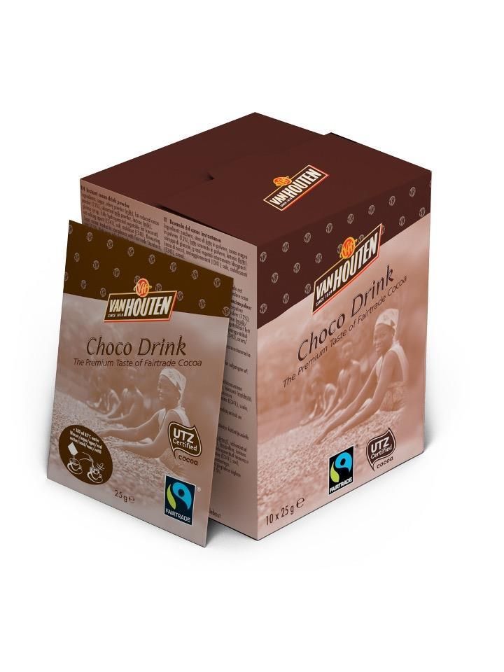 Choklad portion