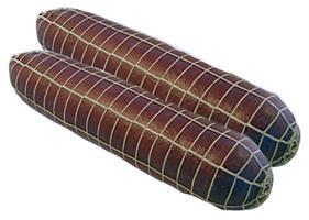 Salami med nät, 400x90mm